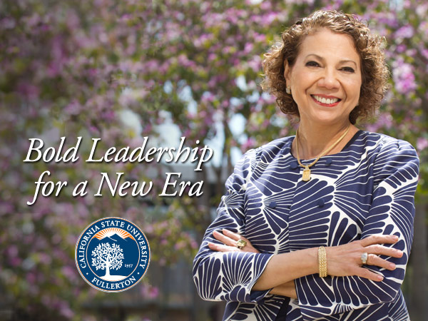 Bold Leadership for a New Era