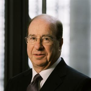 Peter Levene, chairman of Lloyd's of London
