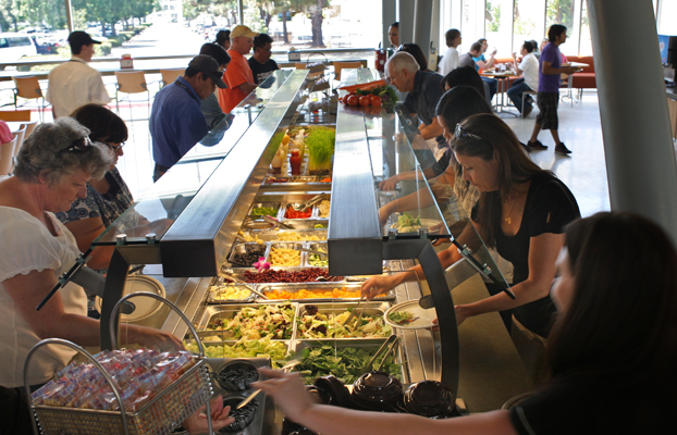 gastronome salad bar