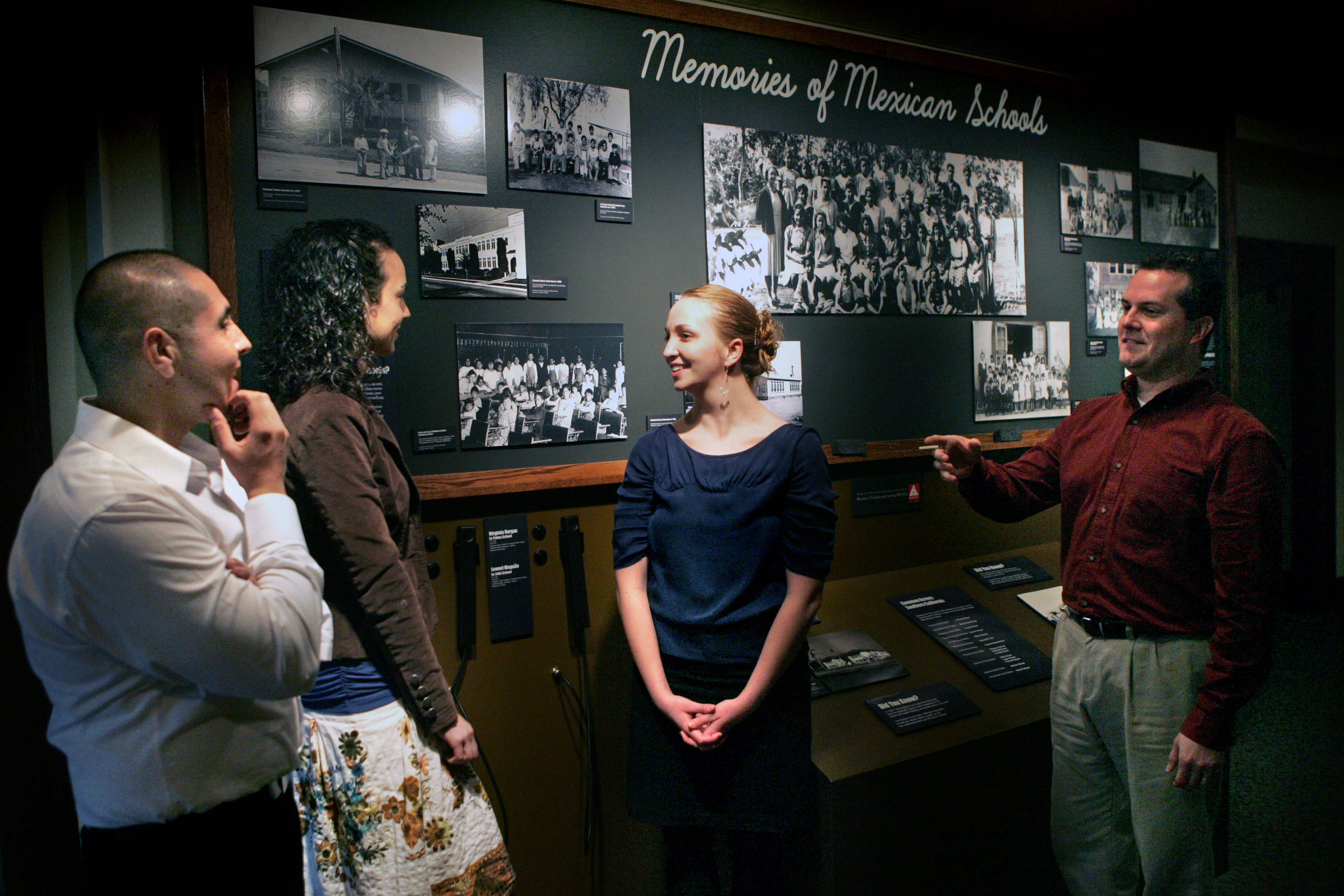 an introduction to the history of museum of tolerance Our history and vision  the museum of tolerance (mot) is a human rights laboratory and educational center dedicated to challenging visitors to understand the .