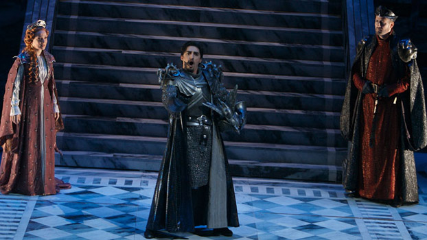 Alumnus Performs in 'Don Pasquale'