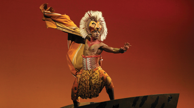 "Lion King Musical Simba Actor Musical ""the Lion King."""