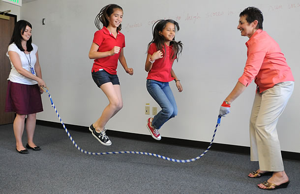 Students Create Bilingual Jump Rope for National Toy Competition ...