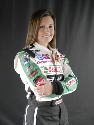 Ashley Force-Hood