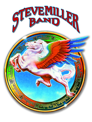 journey band logo. The Steve Miller Band at the